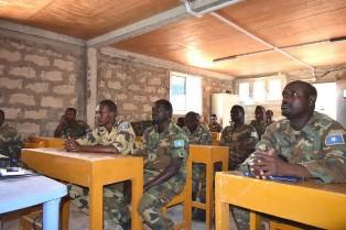 SOMALIA: LA MISSIONE EUROPEA FORMA IL GENIO MILITARE