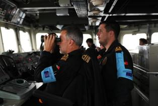 PRIMA OPERAZIONE DELLA GUARDIA DI FRONTIERA E COSTIERA EUROPEA IN UN PAESE TERZO