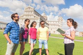 LE PROFESSIONI DEGLI ITALIANI A MONACO DI BAVIERA: LA GUIDA TURISTICA