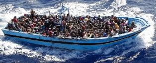 L'UNHCR ESORTA IL GOVERNO ITALIANO A CONSENTIRE LO SBARCO AI RIFUGIATI A BORDO DELLA NAVE DELLA MARINA MILITARE CIGALA FULGOSI