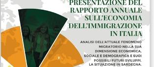A CAGLIARI IL RAPPORTO ANNUALE SULL'ECONOMIA DELL'IMMIGRAZIONE
