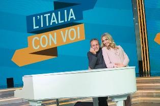 L'ITALIA CON VOI: SU RAI ITALIA ALTRA PUNTATA RICCA DI OSPITI E SORPRESE