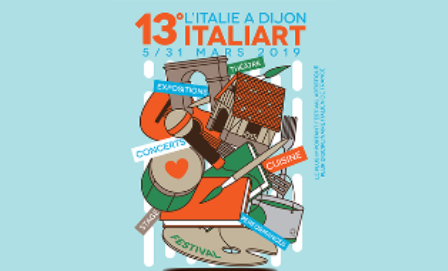 A DIGIONE LA 13^EDIZIONE DI ITALIART