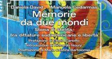MEMORIE DA DUE MONDI: IL LIBRO DI DAVID E CEDARMAS A PADOVA