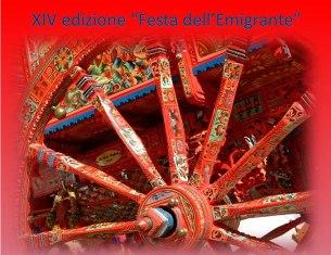A PARTANNA (SICILIA) LA XIV FESTA DELL'EMIGRANTE