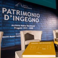 """""""PATRIMONIO D'INGEGNO"""": MAIRE TECNIMONT PRESENTA AL MAXXI IL PIANO DI VALORIZZAZIONE DEL RICCHISSIMO ARCHIVIO DI PROGETTI"""