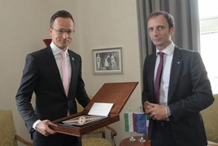 FRIULI-UNGHERIA/ FEDRIGA: BUDAPEST PARTNER CHIAVE PER NOSTRA ECONOMIA