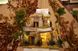 ALL I WANT IS CHRISTMAS: VISITA AL PRESEPE DI SAINT CHARLES