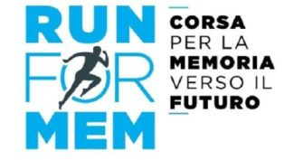 RUN FOR MEM 2019: A TORINO LA CORSA PER LA MEMORIA
