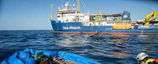SEAWATCH: IL PD GERMANIA SCRIVE A SALVINI