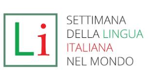 UNO SPACCATO DELLA SETTIMANA DELLA LINGUA ITALIANA
