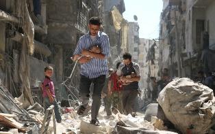 UNICEF/SIRIA: ATTACCO AD AFRIN UCCIDE TRE BAMBINI