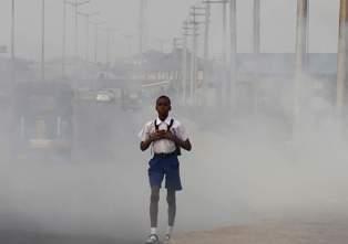 UNICEF: IN AFRICA SOLO IL 6% DEI BAMBINI VIVE IN AREE CON MISURAZIONI AFFIDABILI SULL'INQUINAMENTO DELL'ARIA
