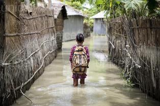 UNICEF: CIRCA IL 90% DEL PESO DELLE MALATTIE ATTRIBUIBILI AL CAMBIAMENTO CLIMATICO RICADE SUI BAMBINI SOTTO I 5 ANNI