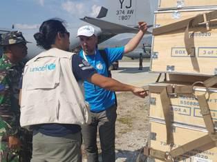 TERREMOTO INDONESIA: COLPITE 1.185 SCUOLE CON UN IMPATTO SU 164MILA STUDENTI: L'ALLARME UNICEF