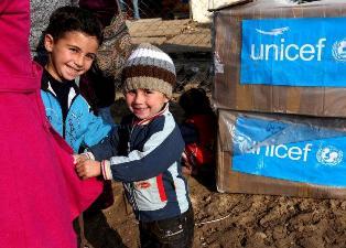 UNICEF: IN SIRIA DISTRIBUITI AIUTI SALVAVITA PER 50 MILA PERSONE