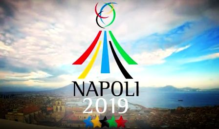 AL VIA DOMANI LE UNIVERSIADI DI NAPOLI
