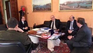 EMILIANO (PUGLIA) IN ISRAELE PER COOPERAZIONE NELL'ECONOMIA CIRCOLARE