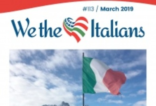 "ONLINE IL NUOVO NUMERO DI ""WE THE ITALIANS"""