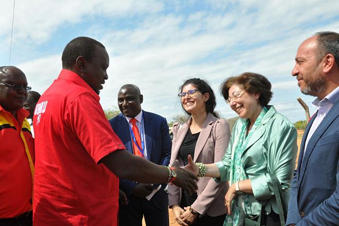 L'AICS IN KENYA: COMPETENZE TECNICHE E CULTURALI DAVANTI ALLE SFIDE SANITARIE DI UN TERRITORIO COMPLESSO
