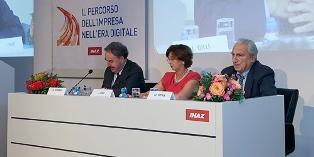 TRASFORMAZIONE DIGITALE: L'87% DEGLI ITALIANI OTTIMISTA SUGLI EFFETTI DELLA DIGITALIZZAZIONE