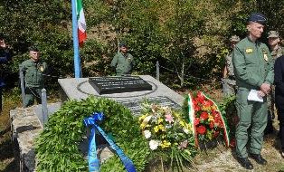 "BOSNIA ERZEGOVINA: COMMEMORATI I CADUTI DEL ""LYRA 34"""