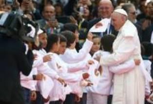 CRISTIANITÀ: IL VIAGGIO DI PAPA FRANCESCO IN COLOMBIA NELLA PUNTATA IN ONDA DOMANI SU RAI ITALIA