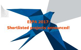 EEPA 2017: SELEZIONATA LA CANDIDATURA ITALIANA