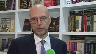 LA FORZA DELL'ALBANIA TRA PRESENTE E FUTURO: INTERVISTA ALL'AMBASCIATORE CUTILLO - di Domenico Letizia e Alkest Shehu