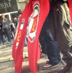 1 MAGGIO: RIFONDAZIONE COMUNISTA IN PIAZZA A BRUXELLES