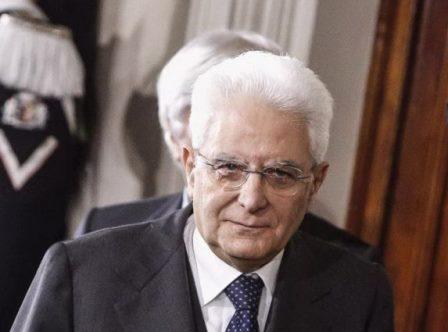 MATTARELLA : IL PAESE HA BISOGNO DI UN GOVERNO IN TEMPI BREVI