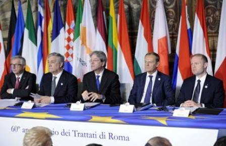 L'EUROPA È IL NOSTRO FUTURO COMUNE / LA DICHIARAZIONE