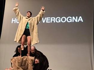 """LO SPETTACOLO """"HUMANA VERGOGNA"""" PREMIATO ALL'INFANT FESTIVAL DI NOVI SAD"""