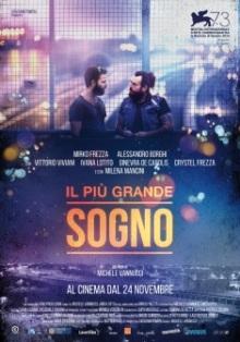 ALLA SCOPERTA DEL NUOVO CINEMA ITALIANO: IL PIÙ GRANDE SOGNO DI MICHELE VANNUCCI ALL'IIC DI PARIGI