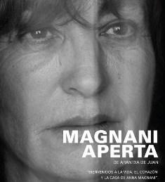 """MAGNANI APERTA"": DEBUTTA A ROMA L'OPERA TEATRALE DI ARANTXA DE JUAN"