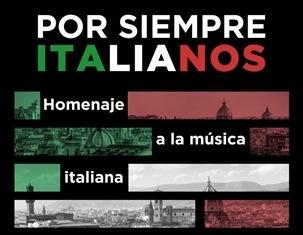 LA PLATA: OMAGGIO ALLA MUSICA ITALIANA AL TEATRO CITY BELL