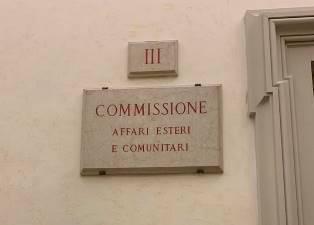 MILLEPROROGHE: L'ESAME IN COMMISSIONE ESTERI