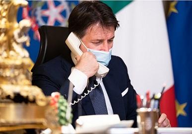 Italia – Canada: colloquio telefonico Conte - Trudeau
