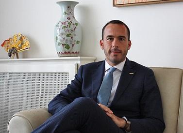 IL SOTTOSEGRETARIO DI STEFANO A COLLOQUIO CON IL VICE MINISTRO DEL TAGIKISTAN