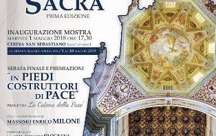 NELL'INCANTO DEL SALENTO LA PRIMA EDIZIONE DEL PREMIO D'ARTE E POESIA SACRA - di Goffredo Palmerini