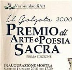 A GALATONE LA PRIMA EDIZIONE DEL PREMIO DI ARTE E POESIA SACRA