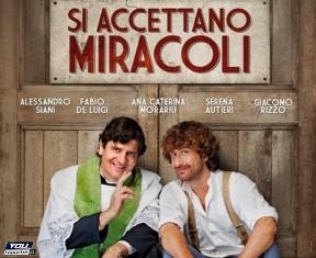 SI ACCETTANO MIRACOLI: IL FILM DI ALESSANDRO SIANI A TIRANA CON L'IIC