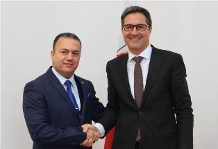 BOLZANO: DIRITTI UMANI E INTEGRAZIONE NELL'INCONTRO TRA KOMPATSCHER E IL CONSOLE TUNISINO NASR BEN SOLTANA