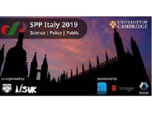 """""""SPP ITALY 2019"""": IL MONDO DELLA RICERCA SI RIUNISCE A CAMBRIDGE"""