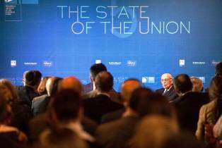 """THE STATE OF THE UNION 2018"""" A FIRENZE L'EVENTO SULLO STATO DELL'UNIONE EUROPEA"""