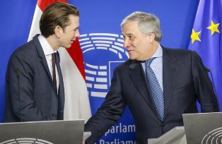 MIGRAZIONE NELL'UNIONE EUROPEA: A VIENNA L'INCONTRO TRA TAJANI E KURZ