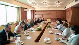 LA CCI IN ALBANIA AL TAVOLO DI CONSULTAZIONE CONVOCATO DAL MINISTRO DELLA GIUSTIZIA