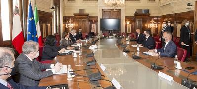Patto per l'asilo e le migrazioni: incontro al Viminale tra il ministro Lamorgese ed il suo omologo di Malta Camilleri