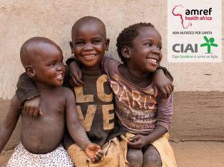 Amref Health Africa-Italia e CIAI: un'alleanza che guarda al futuro