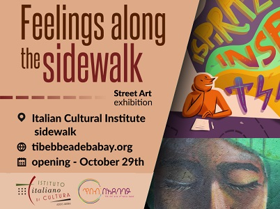 """FEELINGS ALONG THE SIDEWALK"": AD ADDIS ABEBA L"